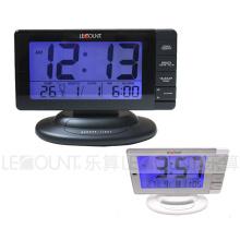 Calendrier Digtal avec grand écran LCD et alarme (LC970)