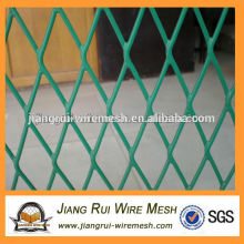 Hot dipped galvanized expanded metal mesh in China factory