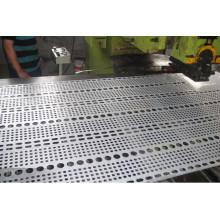 Folha de aço inoxidável / metal perfurado decorativo (XM45)