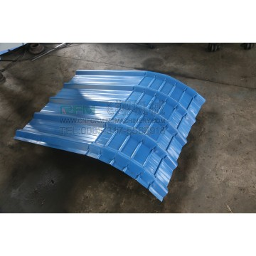 Metal Sheet Curving Machine