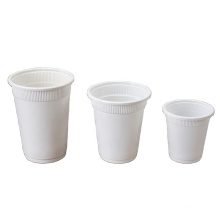 Eco-friendly disposable corn starch drinking cup