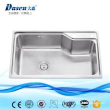 Stainless steel laundry single washing sink Foshan factory