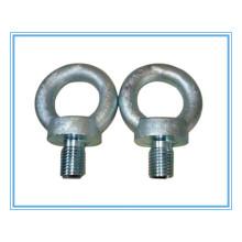 Perno de elevación de acero del cartón DIN580 con HDG