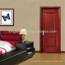 Einfache Designs Moderne Holz Tür / Interieur Wohnung Tür / Alibaba