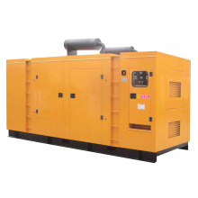 250KVA Low Noise Water-Cooled Cummins Diesel Generator Set