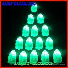 mini led lumière de vert pour ballons
