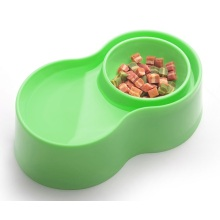 Anti-Ant Plast Pet Bowl - Grön