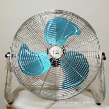 Soporte ventilador ventilador de piso ventilador de ventilador Industrial