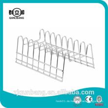 Acht Gitter Metall Küche Utensilien Rack