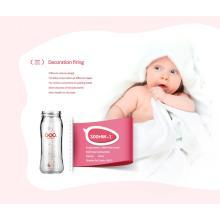 High Borosilicate Glass Baby Feeding Bottle 60ml-240ml