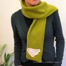 Neuer Entwurf 2016 magnetischer Schal-Art- und Weiseschal-Polyester-Schal für Frauen