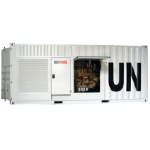 1250kVA 1000kw CUMMINS Engine \ Silent Diesel Generator Set con ISO9001
