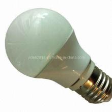 Nuevo plástico G45 12 2835 SMD LED 220lm E27 Bombilla