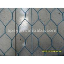 PVC-beschichtet nach dem Weben von Vogelkäfigen Drahtgeflecht