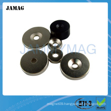 JMD countersink magnet standard N35 neodymium countersunk magnet