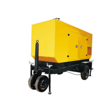 144kw trailer type CUMMINS Diesel Generator Set
