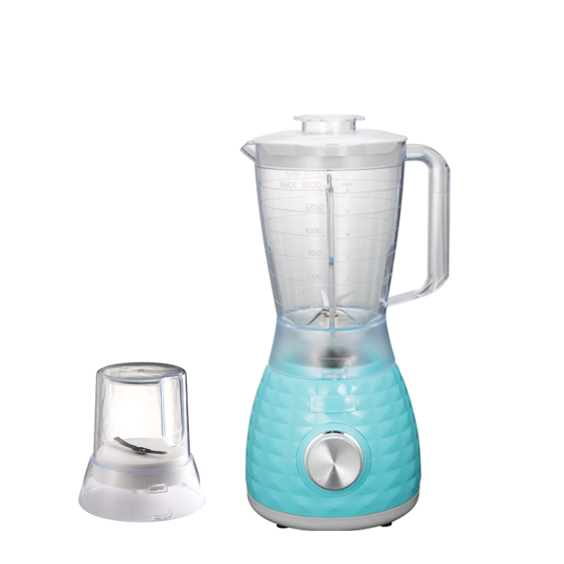 High Speed Plastic Blender 1 5l Electric Blender Powerful Smoothie Food Blender