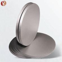 Hot sell titanium sputtering target pure titanium disc