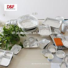 Einweg-Aluminiumfolienbehälter