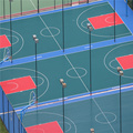 Enlio Plastic Basketball Outdoor Modular Court Fliesenboden