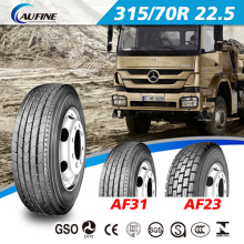 Beliebte Größe-Schwerlast-LKW-Reifen mit Top Qualtiy