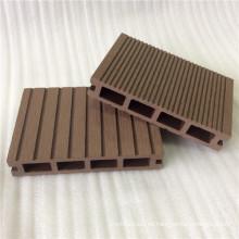 Sistema de suelo compuesto de madera del piso WPC de la plataforma de madera