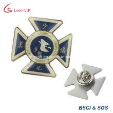 Métier en métal émail Badge personnalisé