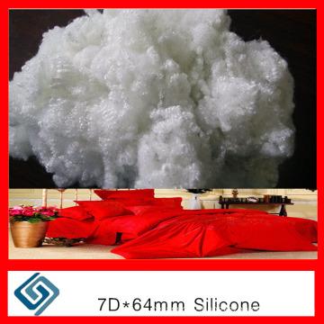 15D Hcs / Hc Fiber for Filling Pillows