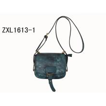 Neu kommen Weinlese-wasserdichte Handtaschen-Dame Handbag Frauen-Schulter-Beutel (ZXL1613)