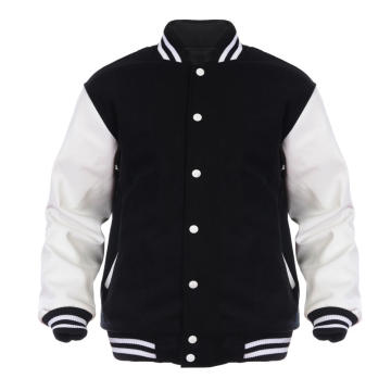 high quality casual cotton varsity jackets