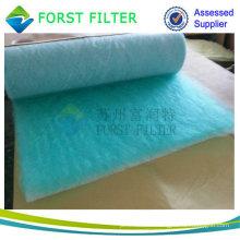 FORST Green-white Air Fiberglass Filter Price Spray Paint Filter