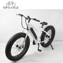Vélo électrique de pneu de graisse d'OEM 2018 BAFANG 8FUN HD1000W gros vélo électrique