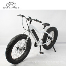 OEM 2018 Snow Fat Tire Electric Bike BAFANG 8FUN HD1000W Fat E Bike