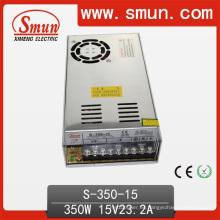 Fuente de alimentación de 350W 15V con ventilador y 2 años de garantía