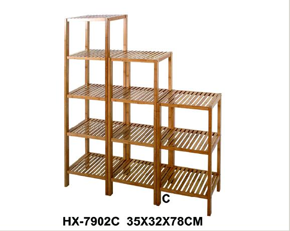 bamboo flower stand