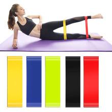 Conjunto de bandas de bucle de resistencia para ejercicios de gimnasio y fitness