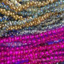 Pujiang покрыл шарик цвета цвета, самые последние шарики конструкции для ювелирных изделий, шарики Япония высокого качества, милые ровные шарики