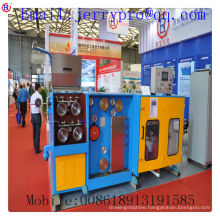 14DT(0.25-0.6) Copper fine wire drawing machine with ennealing(aluminium wire drawing machine)