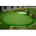 Nuevo diseño de golf barato verde novedad para proyecto verde
