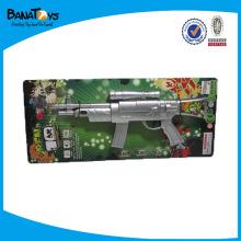 Arma del juguete del francotirador, arma del juguete para los muchachos, disparando los armas plásticos del juguete con el sonido
