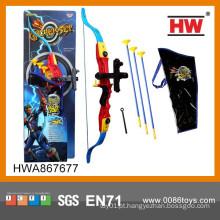 Novos produtos Plastic Kids Brinquedos Bow E Arrow Set