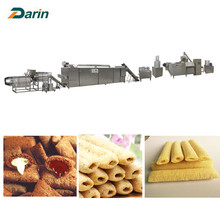 Chocolate Filled Snack Extruding Line