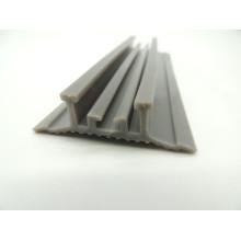 Индивидуальные различные формы Термостойкие экструзионные силиконовые резиновые ленты