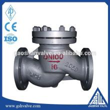 Фланцевый обратный клапан pc16