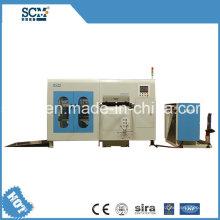 Máquina de corte da máquina de corte plana de alta qualidade com descascamento