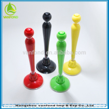 Caneta balcão promocional, pena de esfera de carrinho de mesa, caneta de mesa de plástico