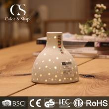 Promotion moderne rechargeable led lampe de table de nuit