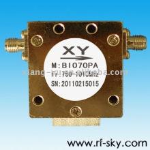 760-1010MHz rf broadband isolator made in china