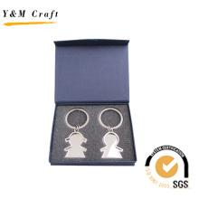 Neuer Entwurf kundengebundener Förderung Keychain für Geschenk-Set (Y03046)