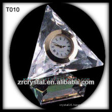 Wonderful K9 Crystal Clock T010